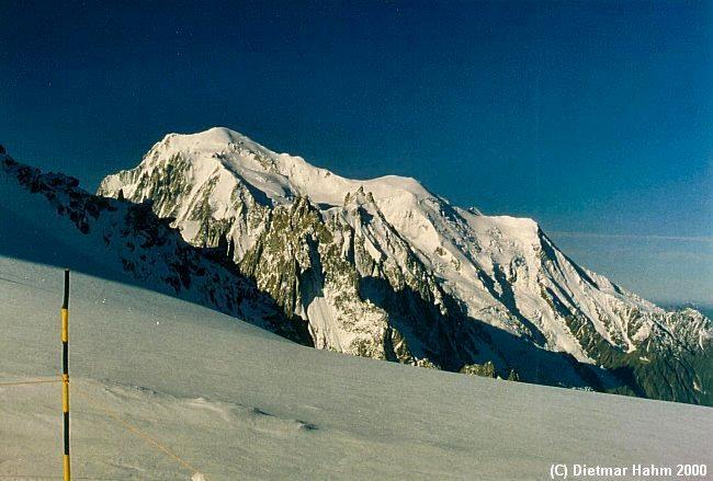 Bergfex: Webcam Chamonix Mont-Blanc Lognan les Grand-Montets